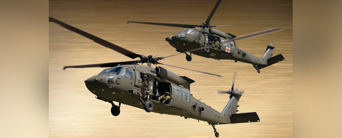Sikorsky to Build Black Hawk Helicopters for U.S. Army