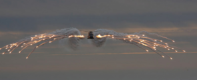 Patria wins aircraft maintenance contract for Norwegian NH90 helicopters