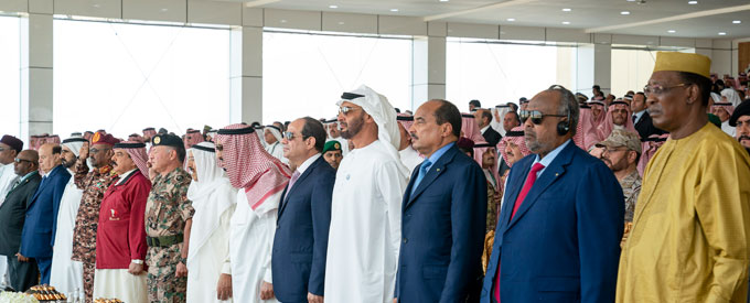 Mohamed bin Zayed affirms Saudi Arabia's core role in strengthening regional security, stability
