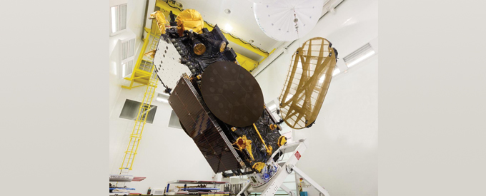 Hellas Sat 3/Inmarsat S Communication Satellite Successfully Launched