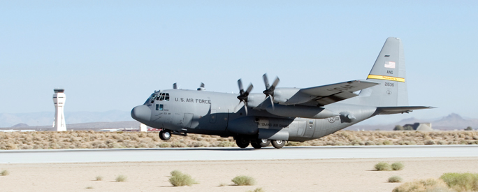 US Air Force C-130 Completes First Flight with Rolls-Royce T56