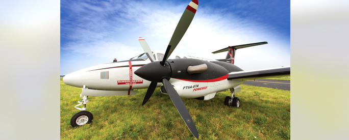 Beechcraft Introduces Enhancements For King Air 350