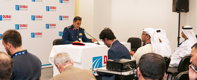 UAE Armed Forces sign deals worth AED 1.585 billion on day 4 of Dubai Airshow
